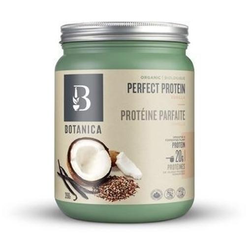 Picture of Botanica Perfect Protein (Certified Organic, Vegan) - Vanilla 390 g