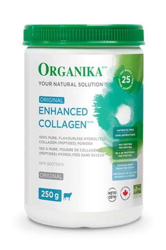Picture of Organika Enhanced Collagen, 250g