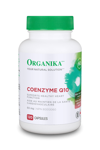 Picture of Organika Coenzyme Q10 60cap