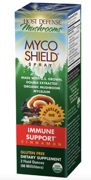 Picture of  MycoShield® Cinnamon Spray, 60ml