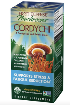 Picture of Host Defense CordyChi® Capsules, 60 caps