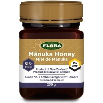 Picture of  Flora Manuka Honey MGO 515 UMF 5, 250g