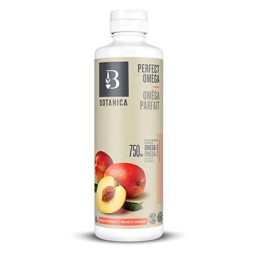 Picture of Botanica Perfect Omega - Peach Mango, 450 ml