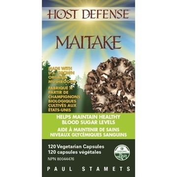 Picture of Host Defense Maitake Grifola Frondosa Capsules 60ct