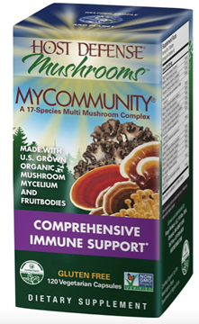 Picture of  MyCommunity® Capsules, 120 caps