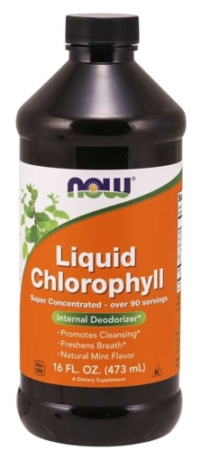 Picture of NOW Foods Liquid Chlorophyll,473ml