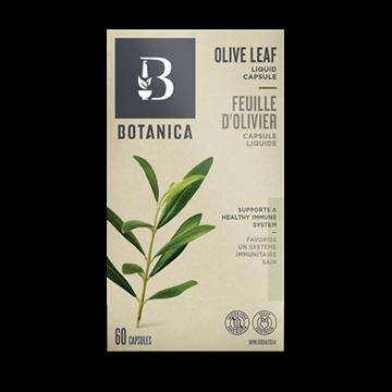 Picture of  Olive Leaf Liquid Capsule, 60 Capsules