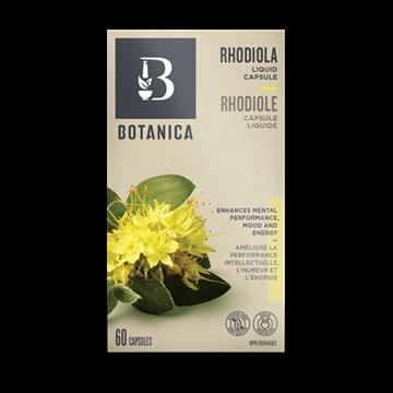 Picture of Botanica Rhodiola Liquid Capsule, 60 Capsules
