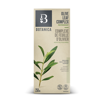 Picture of  Olive Leaf Complex (Peppermint), 250ml