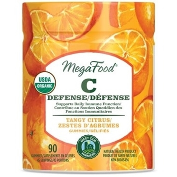 Picture of  Vitamin C Defense Tangy Citrus Gummies, 90ct