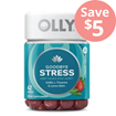 Picture of OLLY Less Stress Berry Verbena, 42 Gummies