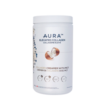 Picture of Aura Aura Elevated Collagen Creamer With MCT Unflavoured, 300g