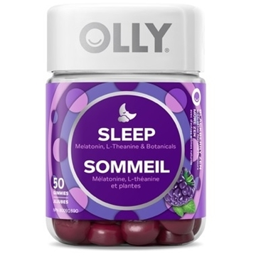 Picture of  OLLY Restful Sleep, 50 Gummies