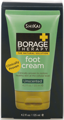 Picture of Shikai Borage Dry Skin, Foot Cream, 125ml