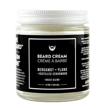 Picture of  Beard Cream, Bergamot, Ylang + Cedar 120ml