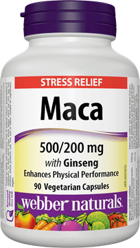 Picture of  Maca With Ginseng, 90 Capsules