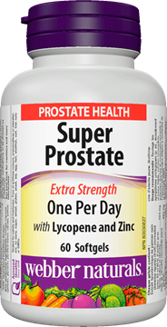 Picture of  Super Prostate Extra Strength, 60 Capsules