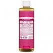 Picture of Dr. Bronner Pure-Castile Liquid Soap, Rose 473ml