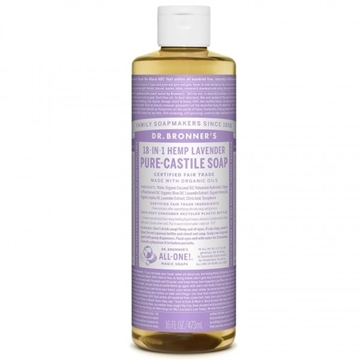 Picture of  Pure-Castile Liquid Soap, Lavender 473ml