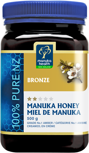 Picture of Manuka Health Manuka Honey Bronze MGO 100, 500g