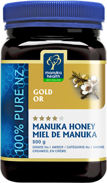 Picture of  Manuka Honey Gold MGO 400, 500g