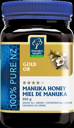 Picture of Manuka Health Manuka Honey Gold MGO 400, 500g