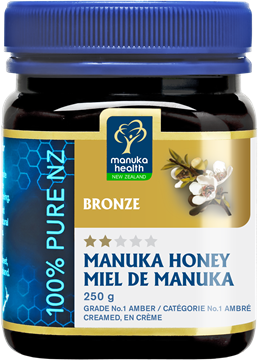 Picture of  Manuka Honey Bronze MGO 100, 250g