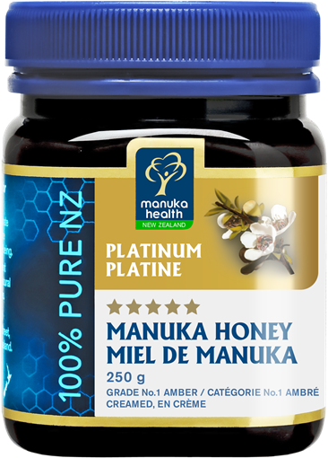Picture of Manuka Health Manuka Honey Platinum MGO 550+, 250g