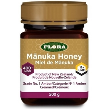 Picture of  Flora Manuka Honey MGO 400 UMF 5, 250g