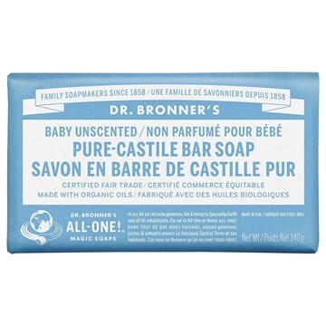 Picture of  Baby Unscented Bar Soap, 140g