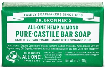 Picture of  Bar Soap, Almond 140g