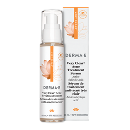 Picture of DERMA E Very Clear Acne Treatment Serum 60 ml
