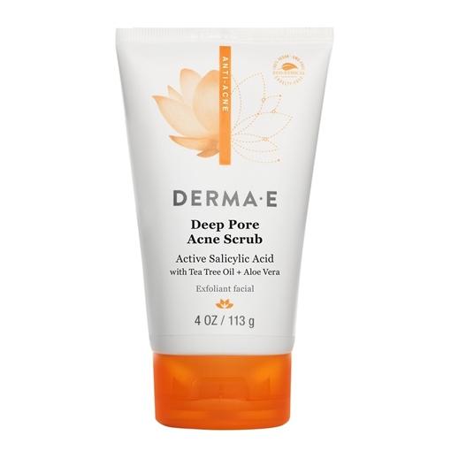 Picture of DERMA E Very Clear Deep Pore Acne Scrub, 113g