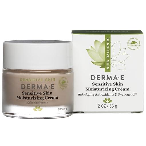 Picture of DERMA E Sensitive Skin Moisturizing Cream, 56g