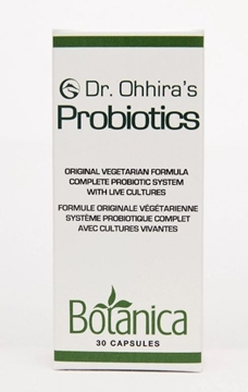 Picture of  Dr. Ohhira's Probiotics by Botanica Professional, 30 caps