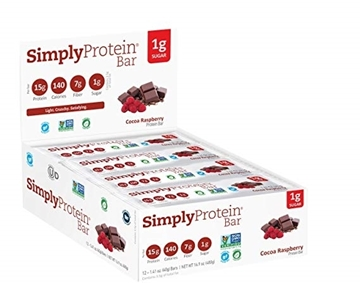 Picture of  Protein Bar, Cocoa Raspberry 15x40g