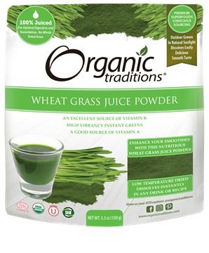 Picture of  Wheat Grass Juice Powder, 150g
