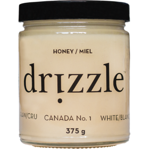 Picture of Drizzle Honey White Raw Honey, 375g
