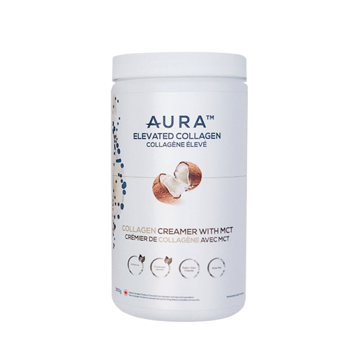 Picture of Aura Elevated Collagen Creamer With MCT Unflavoured, 300g