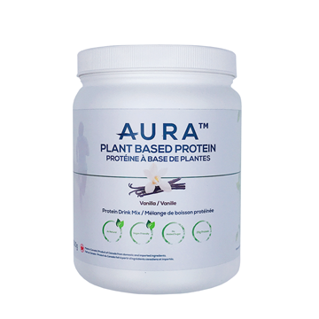 Picture of  Plant-Based Protein Powder, Vanilla 500g