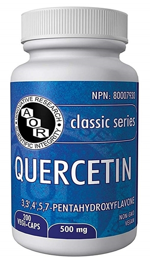 Picture of AOR Quercetin, 100 caps