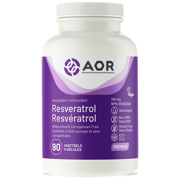 Picture of  Resveratrol, 90 Softgels