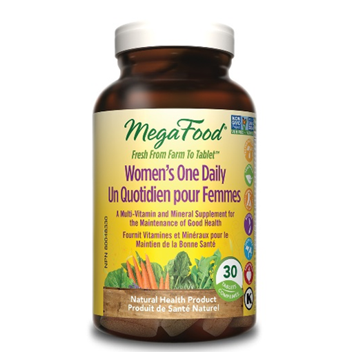 Picture of MegaFood Women's One Daily, 72 tabs