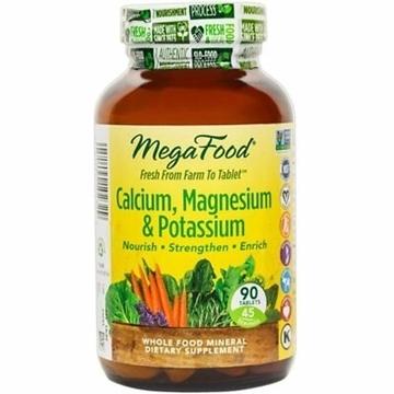 Picture of  Calcium, Magnesium & Potassium, 60 tabs