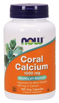 Picture of  Coral Calcium, 1000mg/100 caps