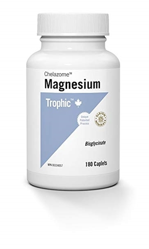 Picture of Trophic Magnesium Chelazome, 180 Caplets