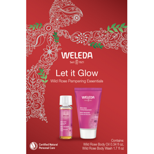 Picture of Weleda Let it Glow - Pampering Essentials