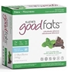 Picture of Suzie's Good Fats Company Mint Chocolate Chip Snack Bar, 12x39g