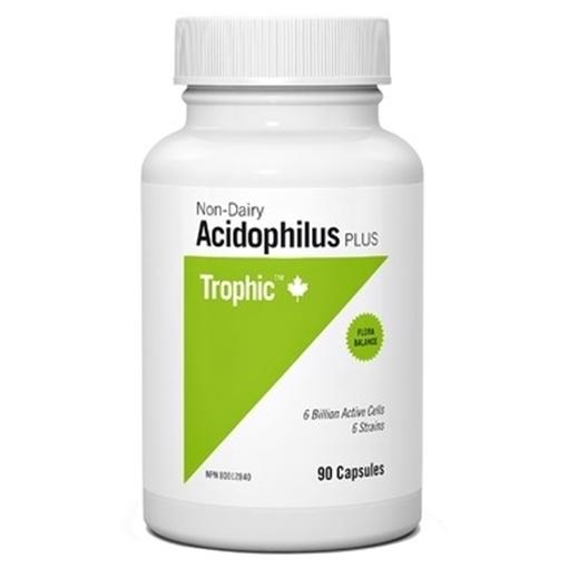 Picture of Trophic Acidophilus Plus, 90 Capsules