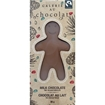 Picture of Galerie au Chocolat Galerie au Chocolat Fairtrade Milk Chocolate Gingerbread, 80g
